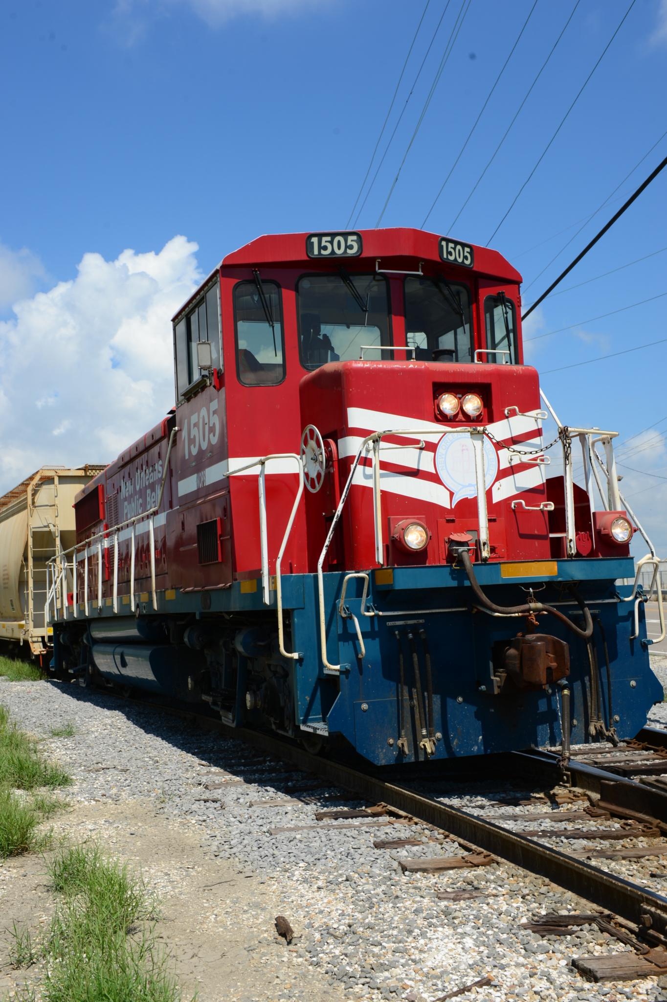 1505 Locomotiv