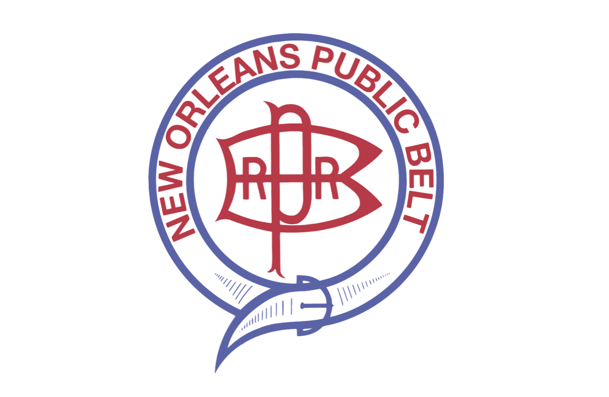 Old New Orleans Public Belt Logo