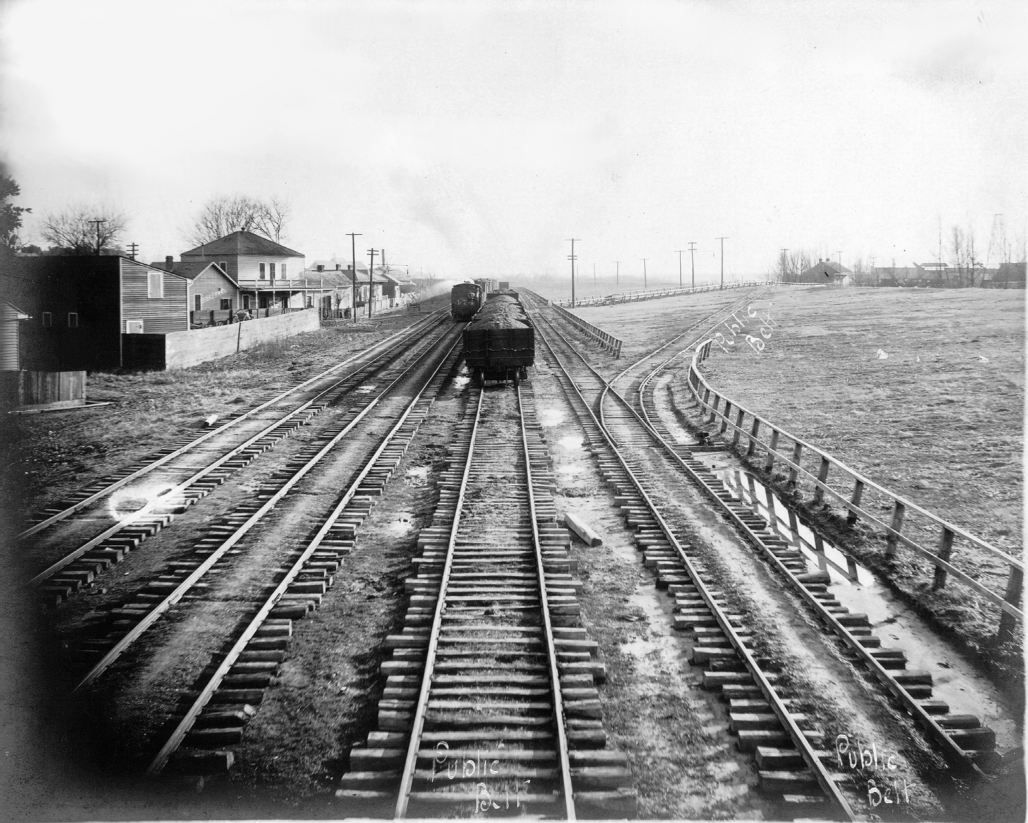 New Orleans Public Belt Railroad in 1908