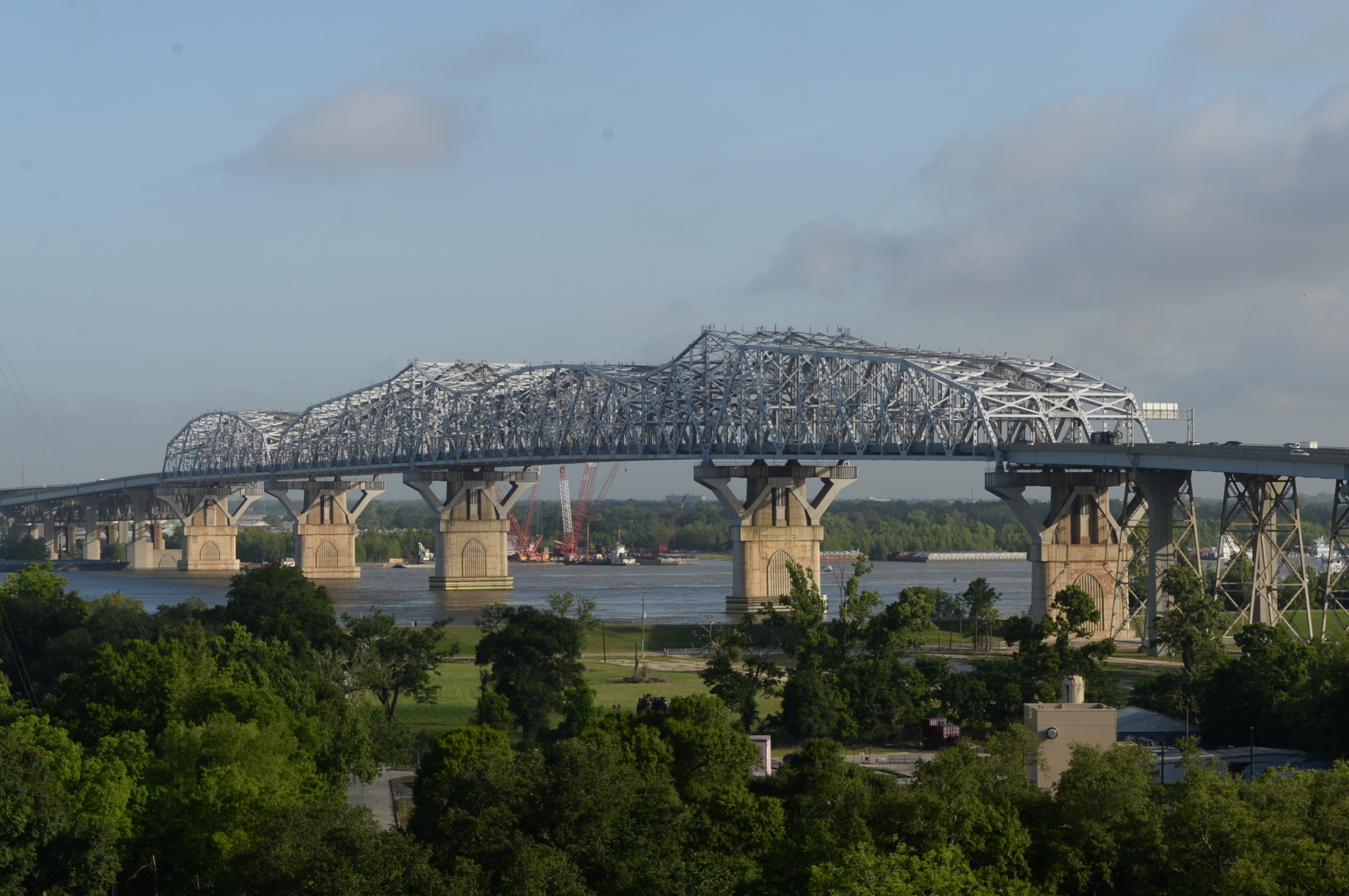 Huey P Long Bridge